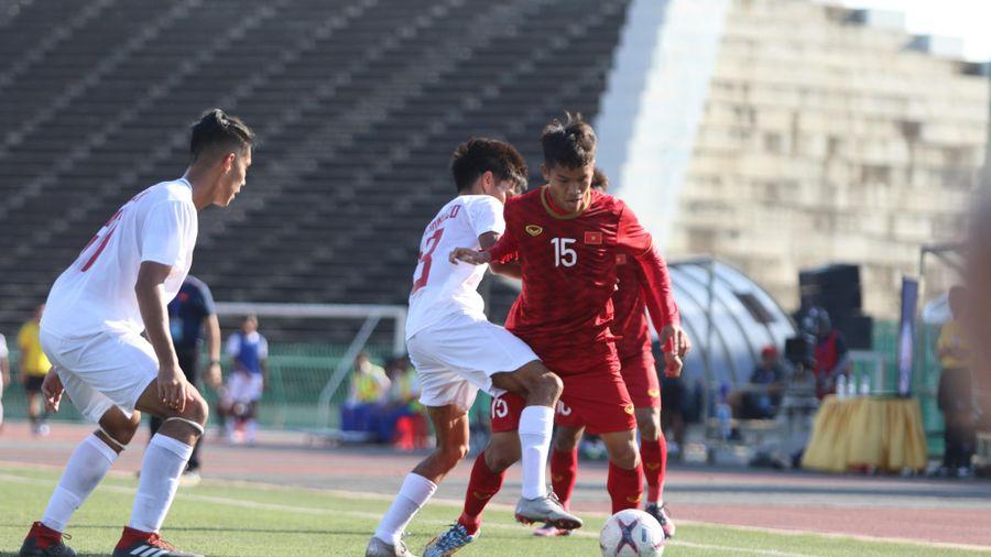U22 Việt Nam 2-1 U22 Philippines: Lội ngược dòng nhanh như chớp