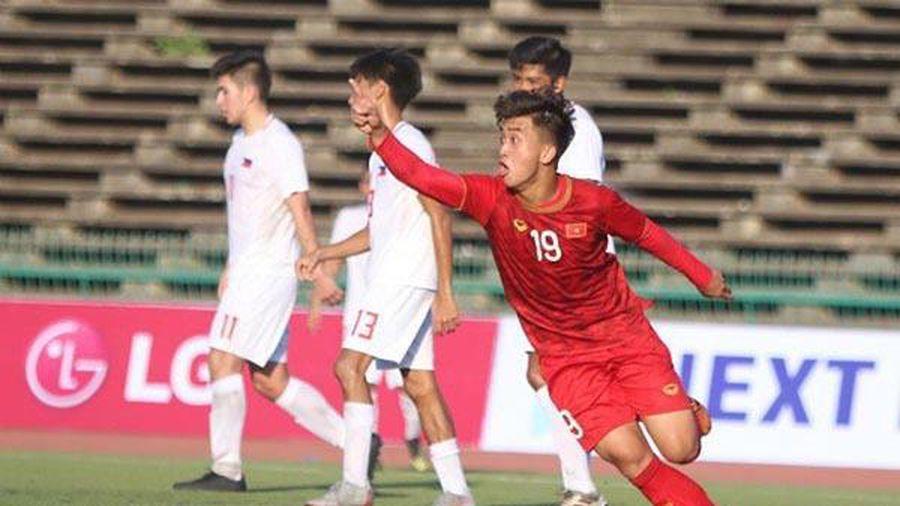 U22 Việt Nam vs U22 Indonesia: Lấy vé chung kết!