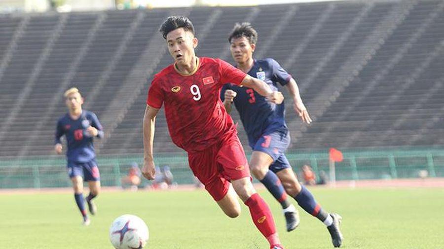 U22 Việt Nam 1-0 U22 Campuchia: Giải ba an ủi