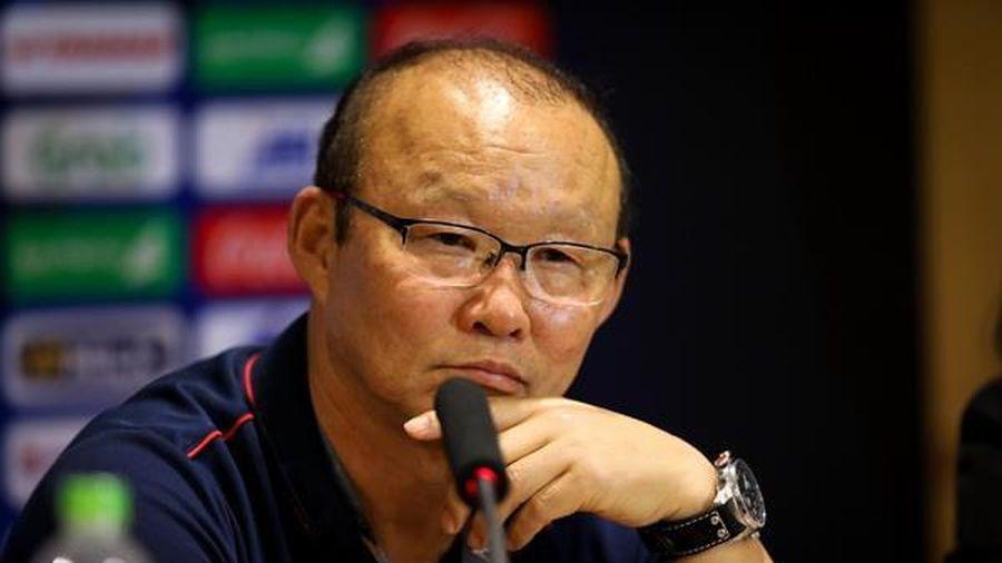 Thầy Park nói gì sau chiến thắng nghẹt thở ở giây cuối cùng?