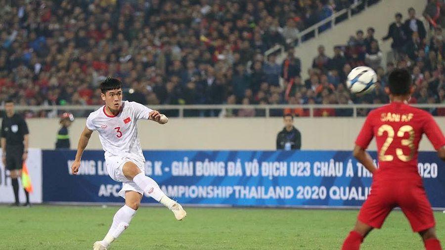 Kịch bản để U23 Việt Nam giành vé dự vòng chung kết U23 Châu Á