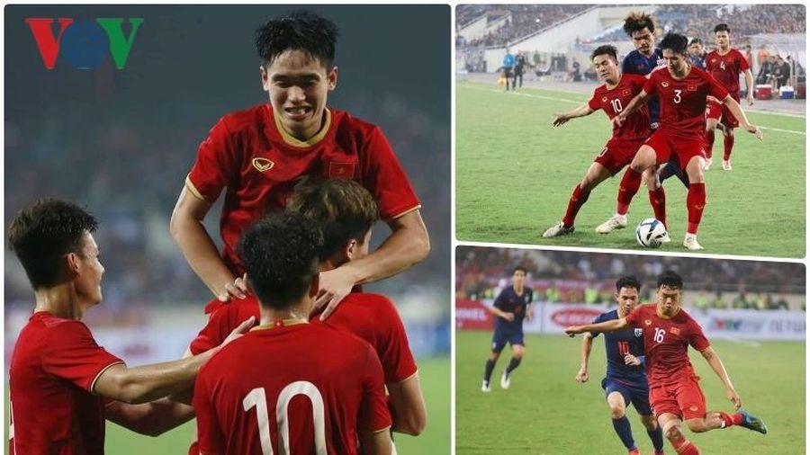 Toàn cảnh chiến thắng 'tâm phục' của U23 Việt Nam trước U23 Thái Lan