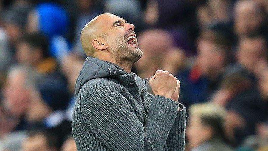 Giành vé vào chung kết FA Cup, HLV Pep Guardiola phát biểu gây sốc