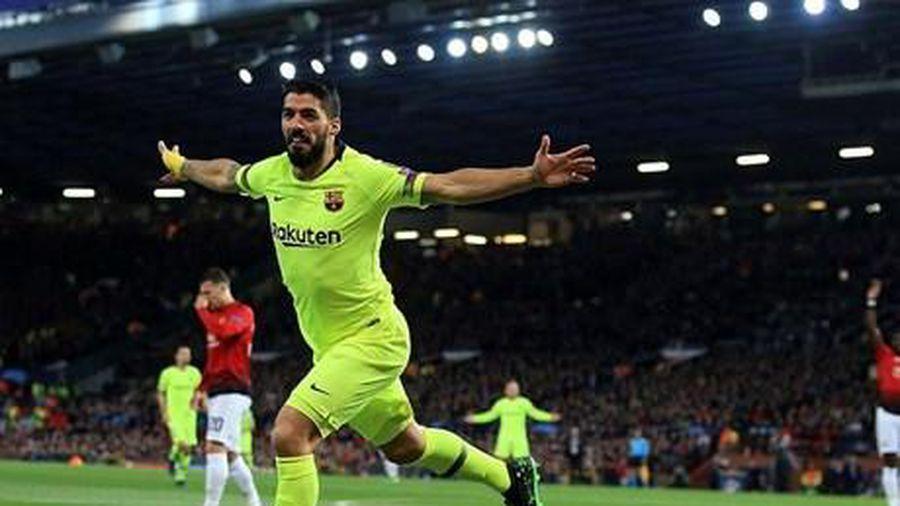 Kết quả Champions League: Barcelona hạ M.U, Ronaldo 'nổ súng'