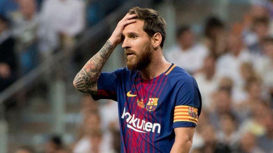 Nóng: CĐV gây sức ép đòi UEFA treo giò Messi