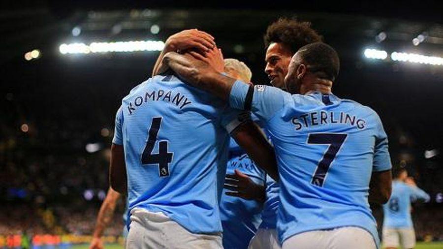 Man City 1-0 Leicester: Tiến sát ngôi vương