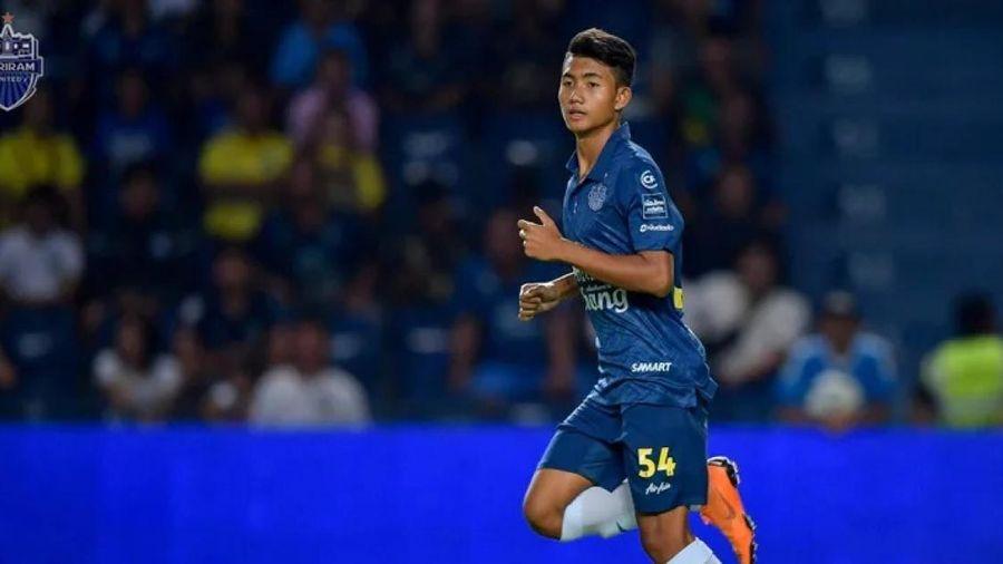 ĐT Thái Lan dùng thần đồng 16 tuổi đấu ĐT Việt Nam