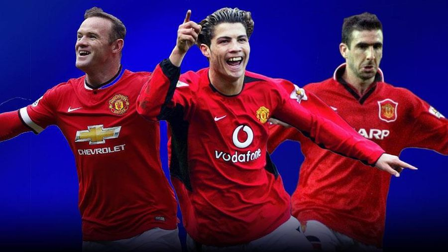 Top 10 cầu thủ vĩ đại nhất Man Utd: Ronaldo đứng thứ 9