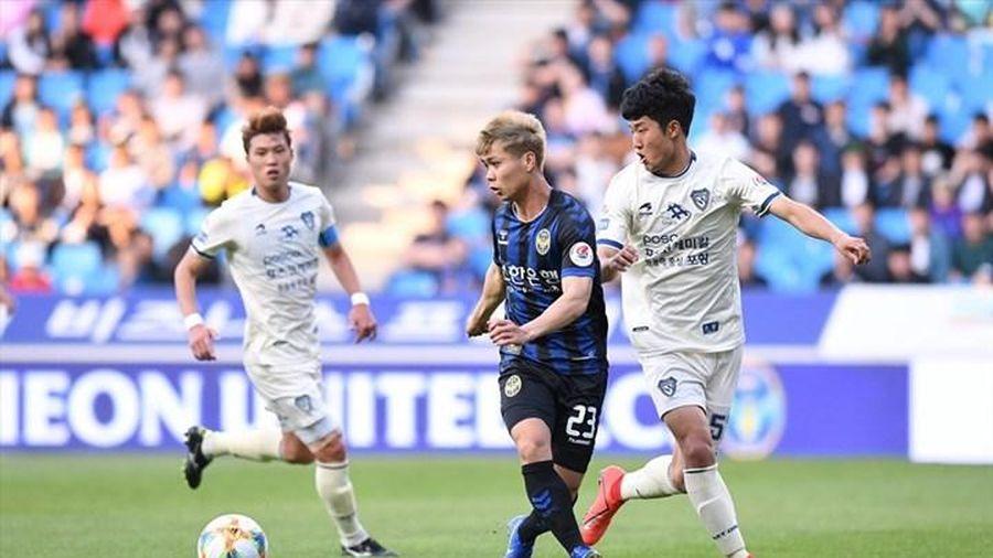 Lịch thi đấu K-League 2019 vòng 12: Chờ Công Phượng ra mắt tân HLV