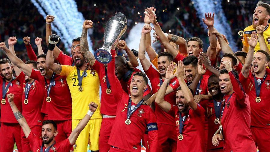 Đội hình tiêu biểu UEFA Nations League: Vinh danh Ronaldo