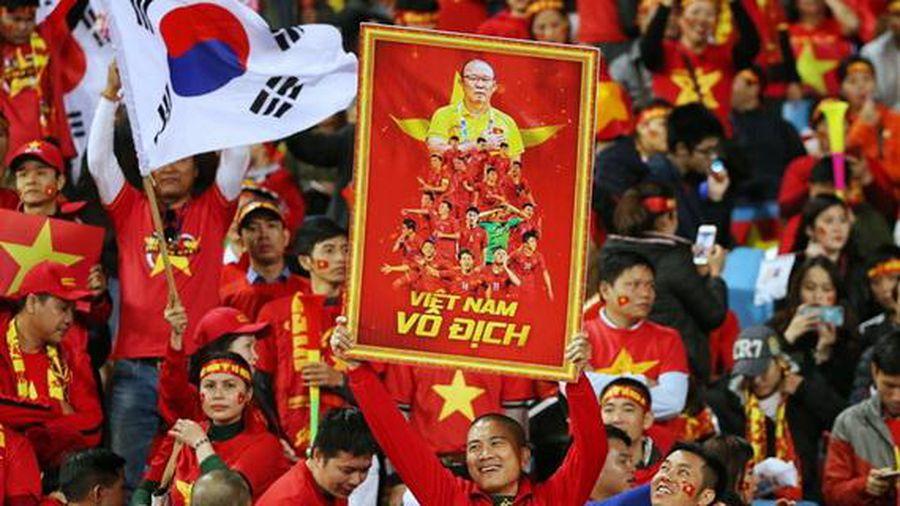 HLV Park Hang Seo lên tiếng về hợp đồng với VFF